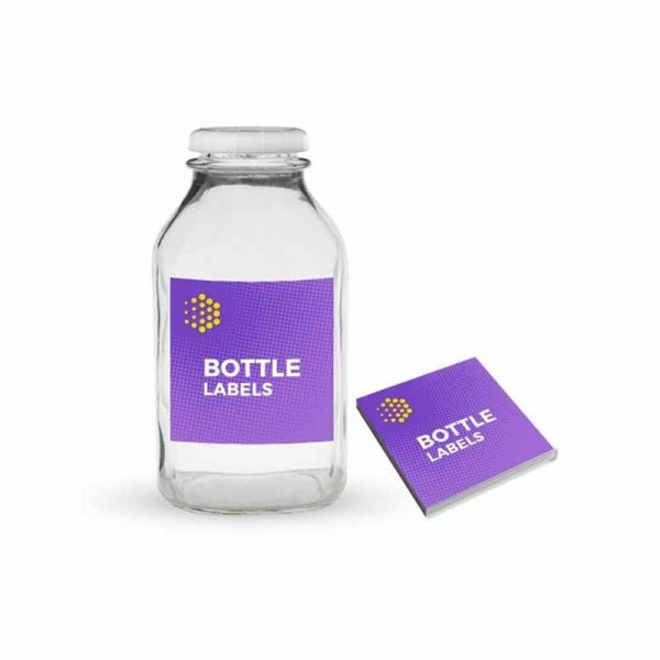 bottle labels printing