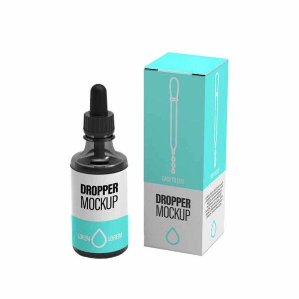 Dropper Bottle Packaging