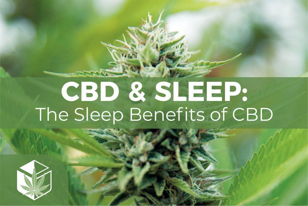 sleep benifits of cbd